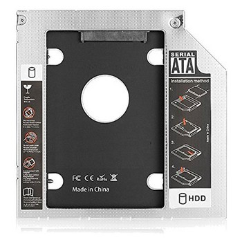 HDD/SSD SATA Optinio įrenginio Adapteris (9,5 mm) Ewent EW7003