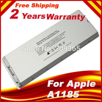 Speciali kaina MA566FE/A MB881LL/Balta Nešiojamas A1185 baterija Apple MacBook 13